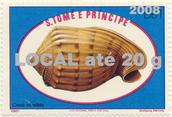 Shell - <I><u><B><FONT color=#cc0000>SOLD_OUT</FONT></B> – Issue of Sao Tome and Principe postage stamps'/></a></div> <div class=