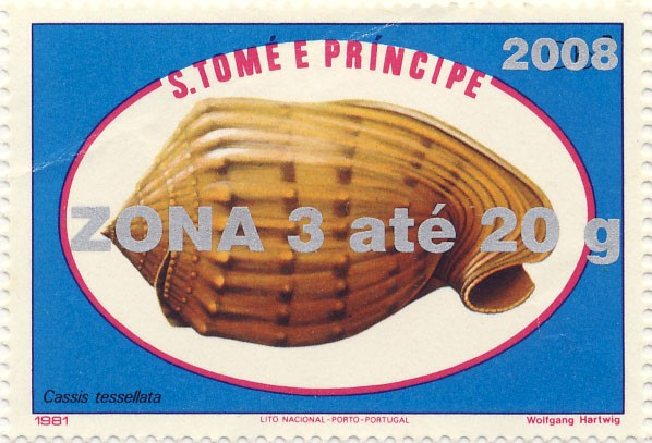 Shell - <I><u><B><FONT color=#cc0000>SOLD_OUT</FONT></B> &#8211; Issue of Sao Tome and Principe postage stamps&#8217;/></a></div> <div class=